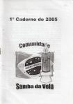 1º Caderno 2005