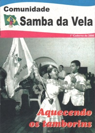 1º Caderno de 2008 - 2º Caderno Patrocínio Natura