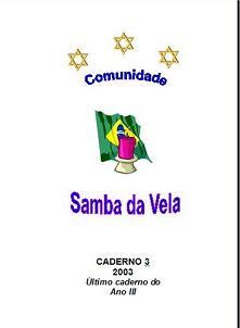 Site 3º Caderno 2003